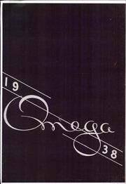Page 1, 1938 Edition, Ann Arbor High School - Omega Yearbook (Ann Arbor, MI) online yearbook collection