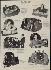 Page 11, 1941 Edition, Ann Arbor High School - Omega Yearbook (Ann Arbor, MI) online yearbook collection