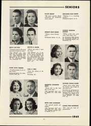 Page 15, 1941 Edition, Ann Arbor High School - Omega Yearbook (Ann Arbor, MI) online yearbook collection
