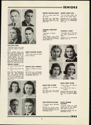 Page 17, 1941 Edition, Ann Arbor High School - Omega Yearbook (Ann Arbor, MI) online yearbook collection
