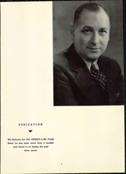 Page 9, 1941 Edition, Ann Arbor High School - Omega Yearbook (Ann Arbor, MI) online yearbook collection