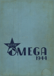 Page 1, 1944 Edition, Ann Arbor High School - Omega Yearbook (Ann Arbor, MI) online yearbook collection
