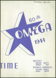 Page 7, 1944 Edition, Ann Arbor High School - Omega Yearbook (Ann Arbor, MI) online yearbook collection