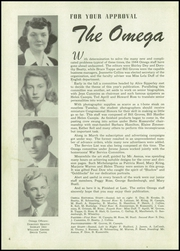 Page 8, 1944 Edition, Ann Arbor High School - Omega Yearbook (Ann Arbor, MI) online yearbook collection