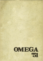 Page 1, 1951 Edition, Ann Arbor High School - Omega Yearbook (Ann Arbor, MI) online yearbook collection
