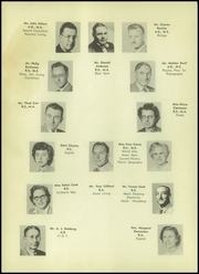 Page 12, 1951 Edition, Ann Arbor High School - Omega Yearbook (Ann Arbor, MI) online yearbook collection