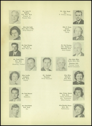 Page 14, 1951 Edition, Ann Arbor High School - Omega Yearbook (Ann Arbor, MI) online yearbook collection