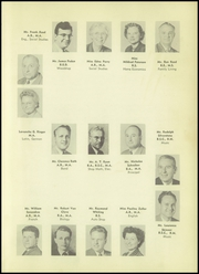 Page 15, 1951 Edition, Ann Arbor High School - Omega Yearbook (Ann Arbor, MI) online yearbook collection