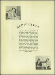Page 8, 1951 Edition, Ann Arbor High School - Omega Yearbook (Ann Arbor, MI) online yearbook collection