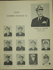 Page 11, 1960 Edition, Wasp (CVS 18) - Naval Cruise Book online yearbook collection