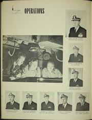 Page 14, 1960 Edition, Wasp (CVS 18) - Naval Cruise Book online yearbook collection