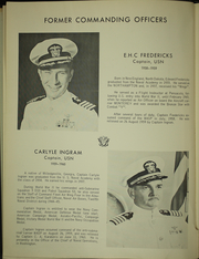Page 8, 1960 Edition, Wasp (CVS 18) - Naval Cruise Book online yearbook collection