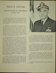 Page 9, 1960 Edition, Wasp (CVS 18) - Naval Cruise Book online yearbook collection