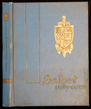 Page 1, 1967 Edition, Salesian Catholic High School - Saldet Yearbook (Detroit, MI) online yearbook collection