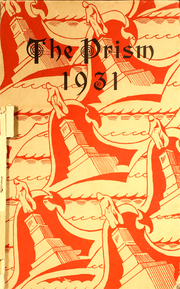 Page 1, 1931 Edition, Graveraet High School - Prism Yearbook (Marquette, MI) online yearbook collection