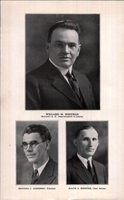 Page 8, 1931 Edition, Graveraet High School - Prism Yearbook (Marquette, MI) online yearbook collection