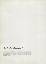 Page 12, 1951 Edition, Graveraet High School - Prism Yearbook (Marquette, MI) online yearbook collection
