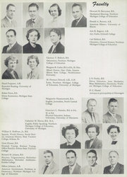 Page 16, 1951 Edition, Graveraet High School - Prism Yearbook (Marquette, MI) online yearbook collection