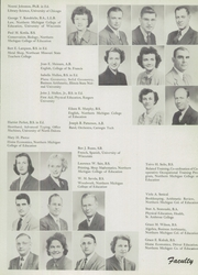 Page 17, 1951 Edition, Graveraet High School - Prism Yearbook (Marquette, MI) online yearbook collection