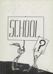 Page 9, 1951 Edition, Graveraet High School - Prism Yearbook (Marquette, MI) online yearbook collection