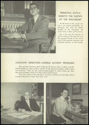 Page 10, 1956 Edition, Graveraet High School - Prism Yearbook (Marquette, MI) online yearbook collection