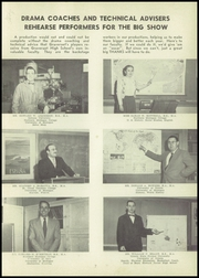 Page 11, 1956 Edition, Graveraet High School - Prism Yearbook (Marquette, MI) online yearbook collection