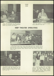 Page 17, 1956 Edition, Graveraet High School - Prism Yearbook (Marquette, MI) online yearbook collection
