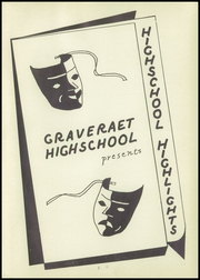 Page 7, 1956 Edition, Graveraet High School - Prism Yearbook (Marquette, MI) online yearbook collection
