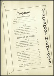 Page 8, 1956 Edition, Graveraet High School - Prism Yearbook (Marquette, MI) online yearbook collection