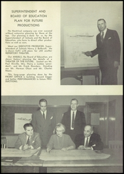 Page 9, 1956 Edition, Graveraet High School - Prism Yearbook (Marquette, MI) online yearbook collection