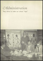 Page 10, 1958 Edition, Graveraet High School - Prism Yearbook (Marquette, MI) online yearbook collection