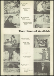 Page 16, 1958 Edition, Graveraet High School - Prism Yearbook (Marquette, MI) online yearbook collection