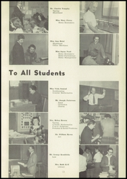 Page 17, 1958 Edition, Graveraet High School - Prism Yearbook (Marquette, MI) online yearbook collection