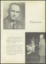 Page 7, 1958 Edition, Graveraet High School - Prism Yearbook (Marquette, MI) online yearbook collection