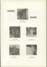 Page 9, 1955 Edition, Pentwater High School - Pentonian Yearbook (Pentwater, MI) online yearbook collection