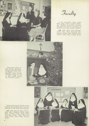 Page 10, 1956 Edition, Our Lady of Mercy School - Lore Yearbook (Detroit, MI) online yearbook collection
