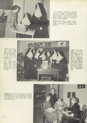 Page 12, 1956 Edition, Our Lady of Mercy School - Lore Yearbook (Detroit, MI) online yearbook collection
