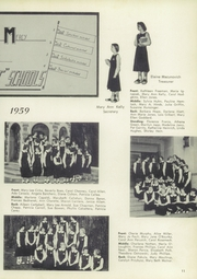 Page 15, 1956 Edition, Our Lady of Mercy School - Lore Yearbook (Detroit, MI) online yearbook collection