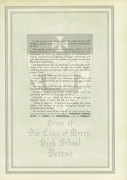 Page 7, 1956 Edition, Our Lady of Mercy School - Lore Yearbook (Detroit, MI) online yearbook collection