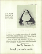 Page 11, 1957 Edition, Our Lady of Mercy School - Lore Yearbook (Detroit, MI) online yearbook collection