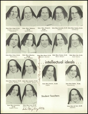 Our Lady of Mercy School - Lore Yearbook (Detroit, MI) online yearbook collection, 1957 Edition, Page 12
