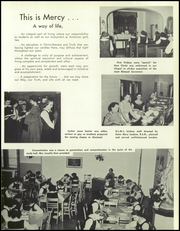 Page 15, 1957 Edition, Our Lady of Mercy School - Lore Yearbook (Detroit, MI) online yearbook collection