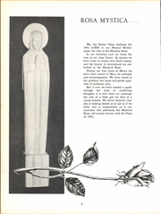 Page 6, 1961 Edition, Our Lady of Mercy School - Lore Yearbook (Detroit, MI) online yearbook collection
