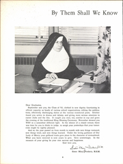 Page 8, 1961 Edition, Our Lady of Mercy School - Lore Yearbook (Detroit, MI) online yearbook collection