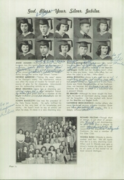Page 16, 1946 Edition, St Stanislaus High School - Stan Em Yearbook (Detroit, MI) online yearbook collection