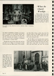 Page 12, 1948 Edition, St Stanislaus High School - Stan Em Yearbook (Detroit, MI) online yearbook collection