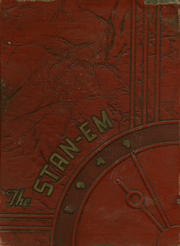 St Stanislaus High School - Stan Em Yearbook (Detroit, MI) online yearbook collection, 1949 Edition, Page 1