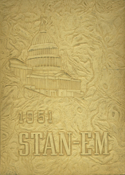 1951 Edition, St Stanislaus High School - Stan Em Yearbook (Detroit, MI)