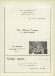 Page 105, 1951 Edition, St Stanislaus High School - Stan Em Yearbook (Detroit, MI) online yearbook collection