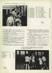 Page 96, 1951 Edition, St Stanislaus High School - Stan Em Yearbook (Detroit, MI) online yearbook collection